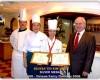 Kim ward received a Silver Medal at the Anchor - Vietnam Pastry Challenge 2008